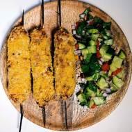 Przepis dnia: Zdrowy shish kebab z orkiszu