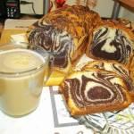 Zebra, czyli kolorowe ciasto