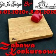 Konkurs Dziś Ja Gotuje & Stodesek