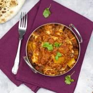 Szybkie curry z kurczaka