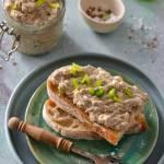 Pasta na kanapki - pasta z wędzonego dorsza!