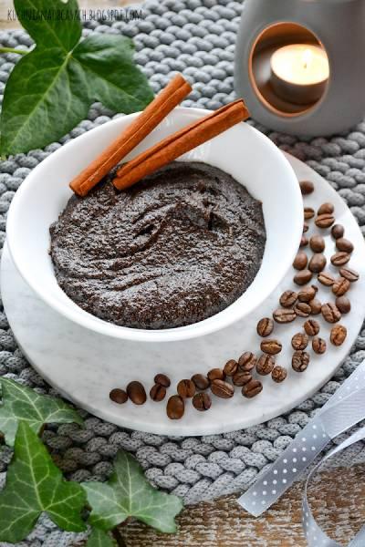 Peeling kawowo-cynamonowy do ciała