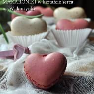 Makaroniki. Makaroniki na Walentynki.