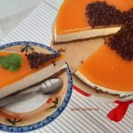 Sernik z jogurtów greckich i mascarpone