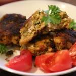 Klopsy z pieczonego kurczaka i kalafiora