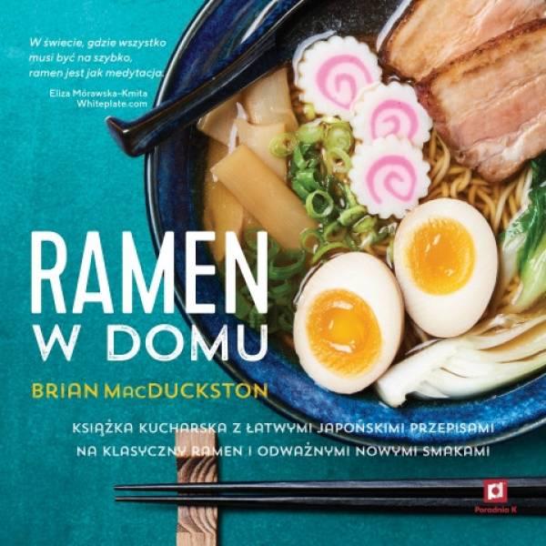 Ramen w domu - książka kucharska