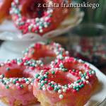 CRONUTS. Pączki z ciasta francuskiego