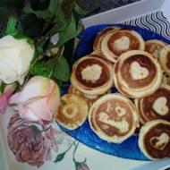 Stemplowane ciasteczka z patelni