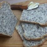 Chleb z ziarnami bez czekania