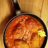 Faszerowane roladki z mięsa mielonego