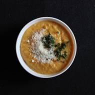 Zupa krem z marchwi z curry