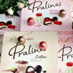 Praliny Coffe & Cream oraz Panna Cotta od Vobro - recenzja