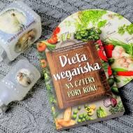 Dieta wegańska na cztery pory roku, Magdalena Jarzynka-Jendrzejewska, Ewa Sypnik-Pogorzelska