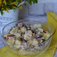 Ziemniaczana sałatka - Kartoffelsalat