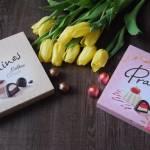 Panna Cotta i Coffee & Cream czyli praliny od Vobro