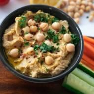Hummus, czyli pasta z ciecierzycy
