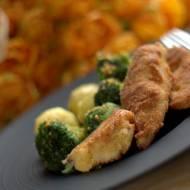 Kotlety z gotowanego kurczaka