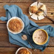 Muffiny jak pączki (dought muffins)