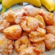 Smażone banany w cieście (Banane fritte in pastella)