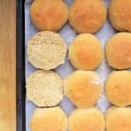 Bułki mieszane ze zdrową mąką / Homemade Healthy Rolls