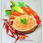 Szybka surówka z białej rzodkwi i marchewki, Idealna do mięs i ryb