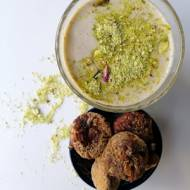 Bośnia i Hercegowina - Tahini pistacije smoothie (Smoothie pistacjowo-sezamowe)