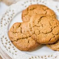 Ciasteczka Migdałowo - Arachidowe / Bez Mąki