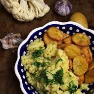 Kalafior z ziemniakami