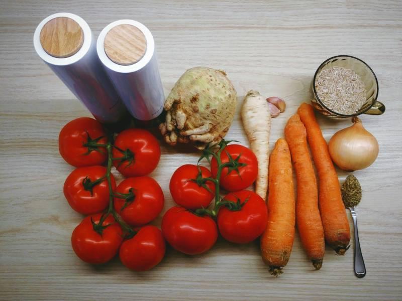 Zupa krem pomidorowa