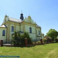 Kościół parafialny pw. Wniebowzięcia Najświętszej Maryi Panny w Łaniętach woj. łódzkie