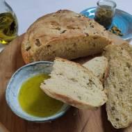 Chleb oliwny z oliwkami