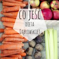 Dozwolone warzywa i owoce – dieta dr Dąbrowskiej