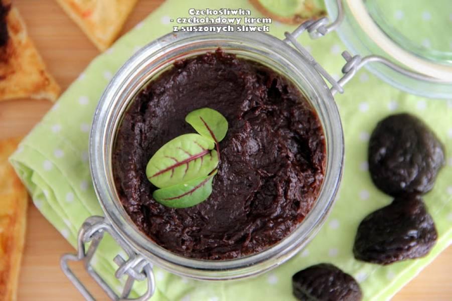 Czekośliwka - krem czekoladowy z suszonych śliwek