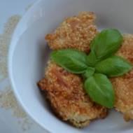 Kura we sezamowym mantlu (Kurczak w sezamowym płaszczu)
