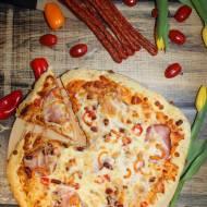 Prosty przepis na domową pizze