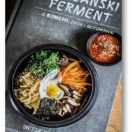 Koreański ferment … o kimchi, życiu i gotowaniu  – Inessa Kim