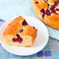 Łatwe ciasto z wiśniami