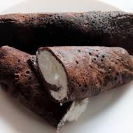 Naleśniki czekoladowe bez glutenu