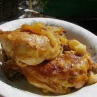 paprykowe udka kurczaka z piekarnika...