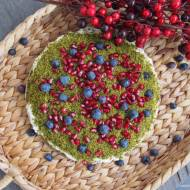 Ciasto Las, Leśny Mech albo zielone ciasto