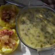 szczawiowa zupa...