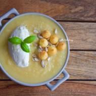 Zupa krem z białych warzyw FIT