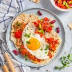 Huevos rancheros, czyli jajka po meksykańsku