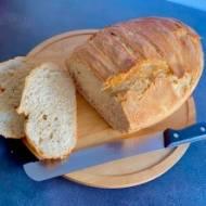 Chrupiący domowy chleb – bardzo łatwy przepis!