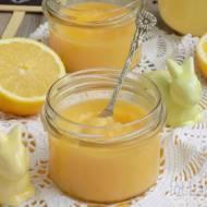 Cytrynowy krem Lemon curd