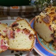 owocowe ciasto drożdżowe bez wyrabiania