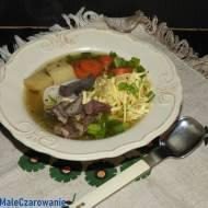 Zupa z pochrzynem