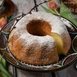 Babka piaskowa Rudnicka – kuchnia podkarpacka