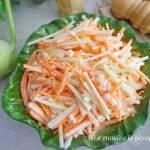 Surówka Coleslaw z kalarepą (Insalata Coleslaw con cavolo rapa)