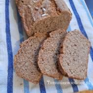 Chleb pełnoziarnisty – najprostszy przepis
